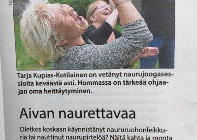 Auranmaan viikkolehti 100818